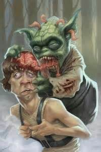 Star Wars - The Cool Weird Freaky Creepy Side of The Force Zy10