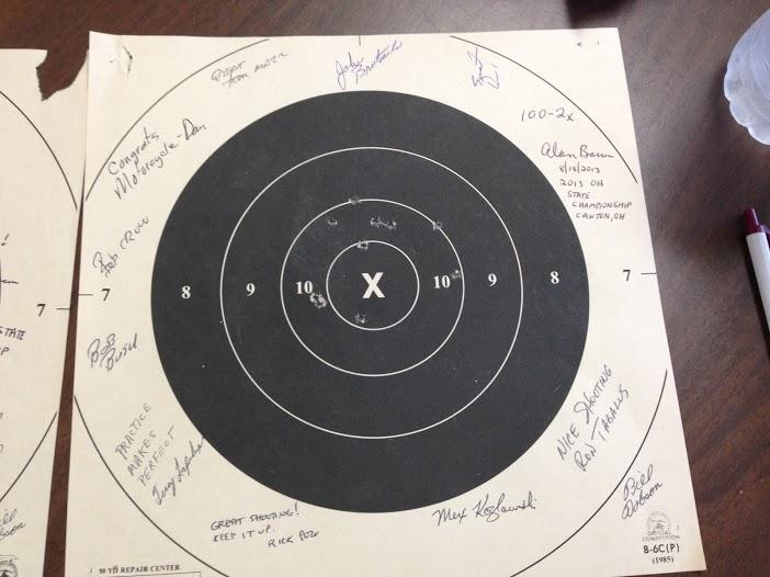 Clean Targets! 100-210