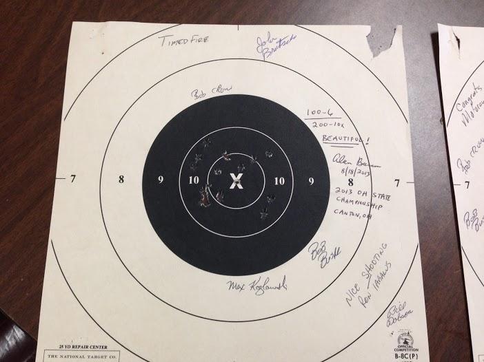 Clean Targets! 200-1010