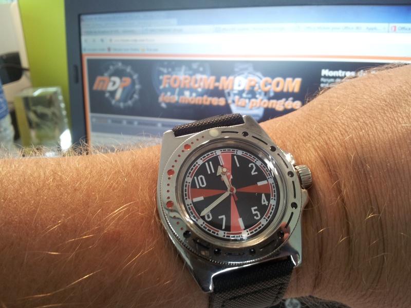 vostok - Vostok Radioroom et custo 20130910