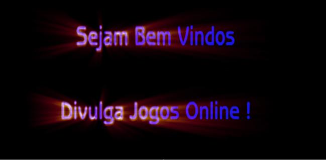Divulga Jogos Online