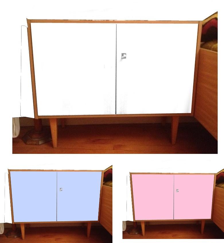 Comment Relooker un meuble années 50 Projet33