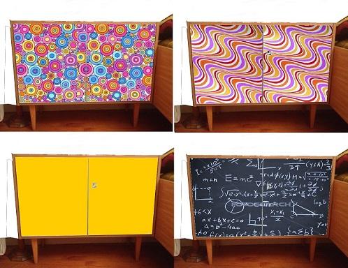 Comment Relooker un meuble années 50 Projet37