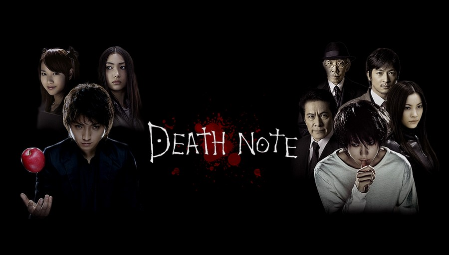Death Note ¤ The world changes ¤