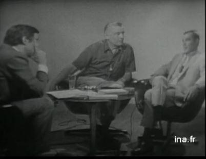 TRINQUIER Roger - Colonel - 1963-1965 1er président Union Nationale des Parachutistes Trinqu10