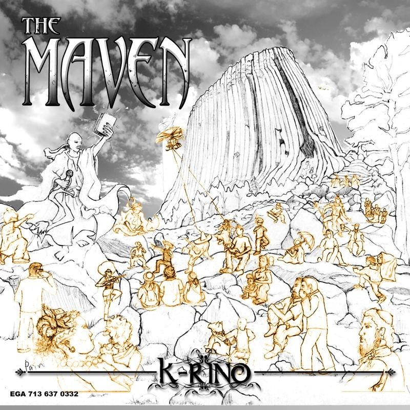 NEW: K-Rino - The Maven The_ma10