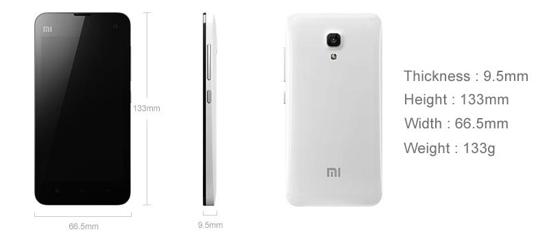 [INFO] Xiaomi Mi2S / Mi2A 20134111