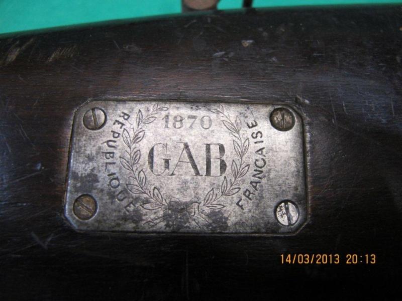 Les armes règlementaires à poudre noire à cartouches Img_2720