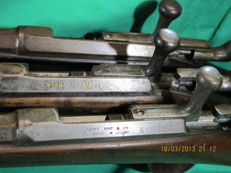 Les armes règlementaires à poudre noire à cartouches Img_2724