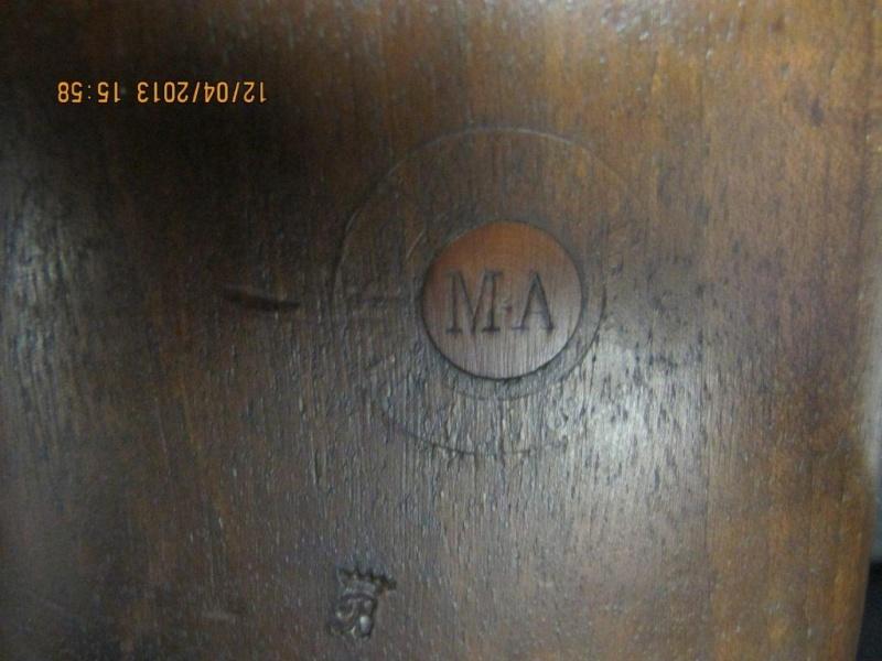Les armes règlementaires à poudre noire à cartouches Img_2931