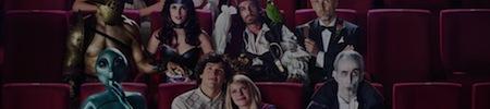 ‹‹ Le cinéma substitue à nos regards un monde qui s'accorde à nos désirs. ›› Cinema10