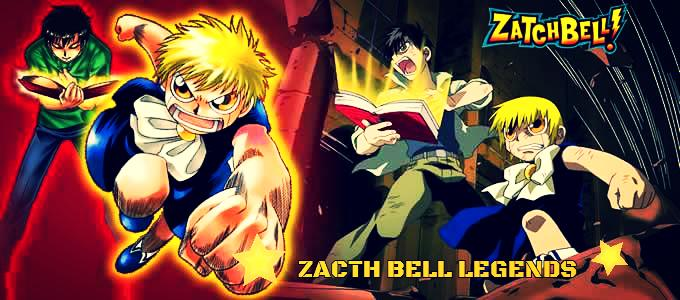 Zatch Bell Legends