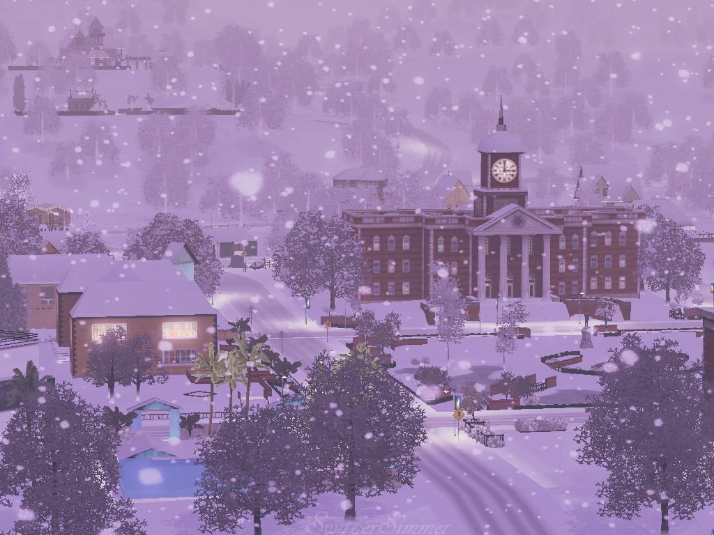 Its Snowing ~ Fotor110