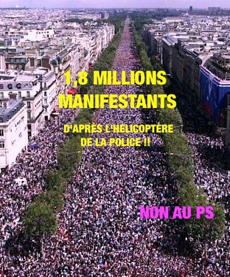 Ils étaient 1,8 millions de Français à manifester contre le mariage Gay ! Image010
