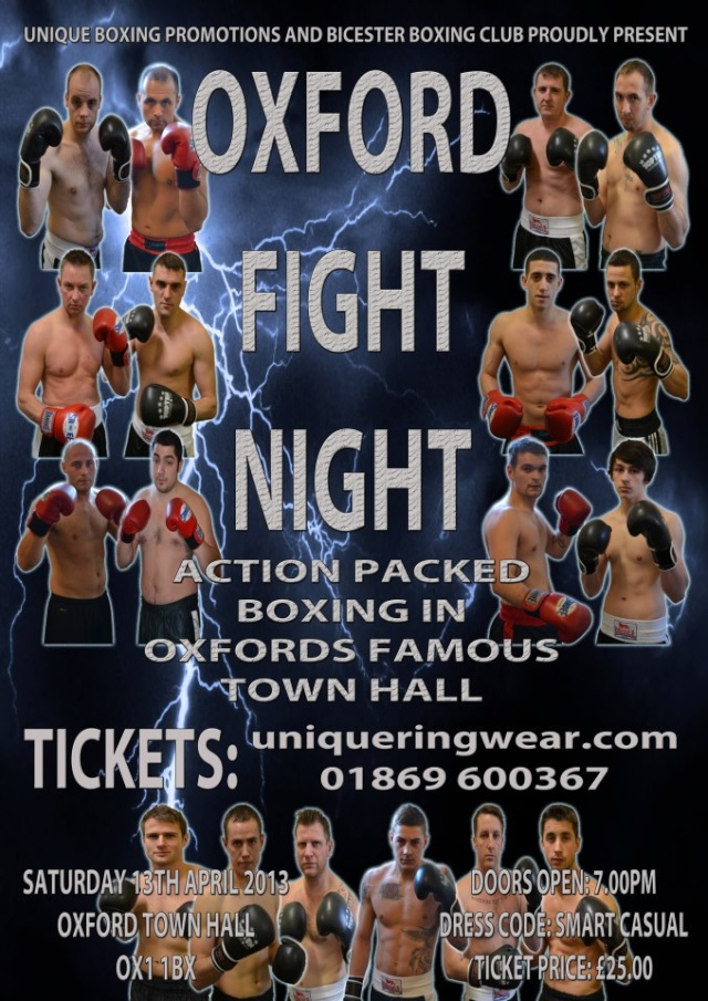 Oxford Fight Night 48838210