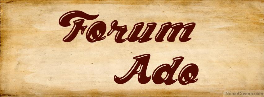 forum ado