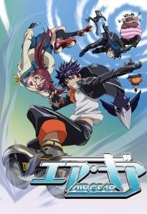 [Anime + Manga] Air gear Air-ge10