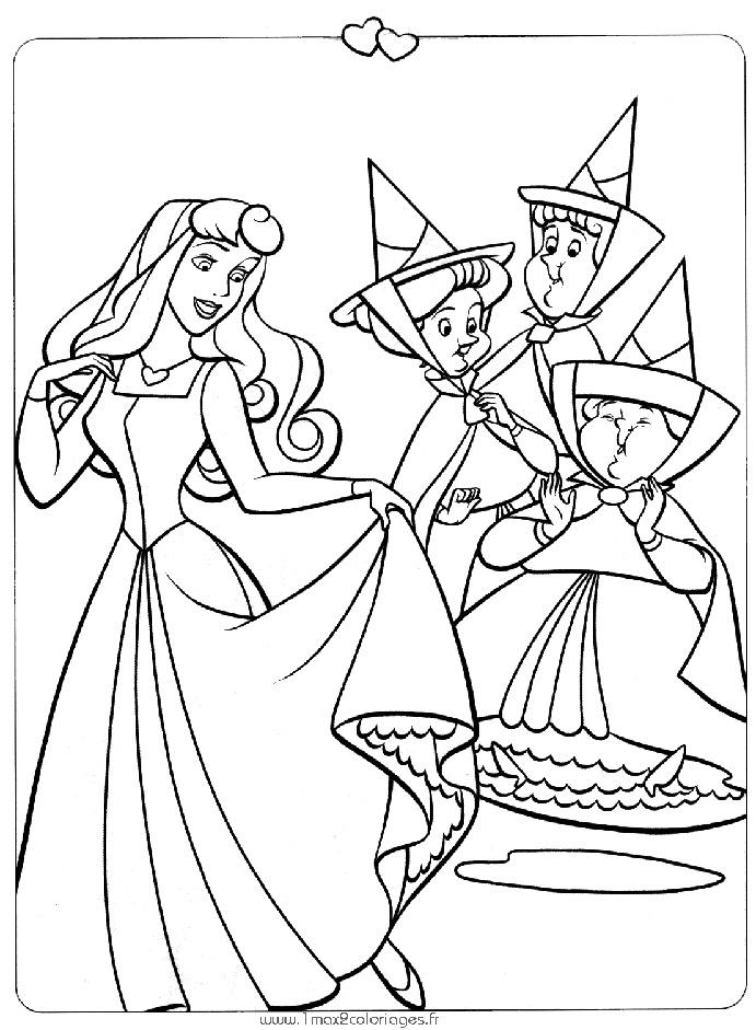 Models  de dessins à imprimer... - Page 4 Aurore10