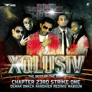 XQLUSIV VOLUME 23 STRIKE ONE Yn3izb10