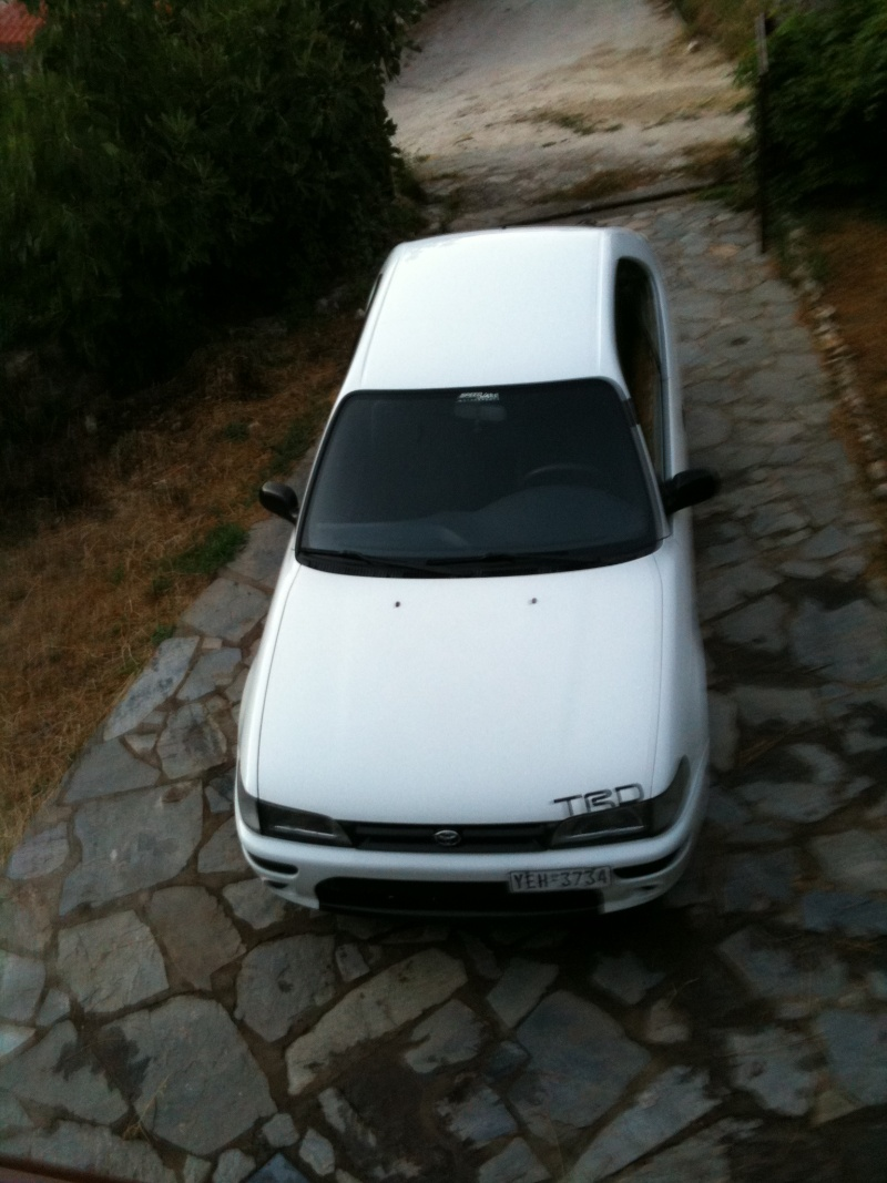 My corolla ae101 040 super white Si Iphone21