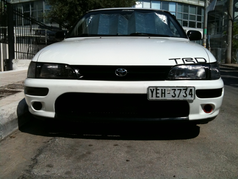 My corolla ae101 040 super white Si Iphone22