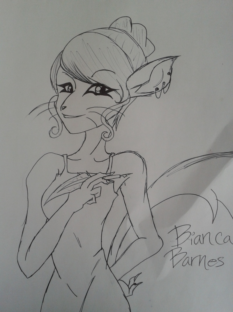 Some Concept Art  Bianca11