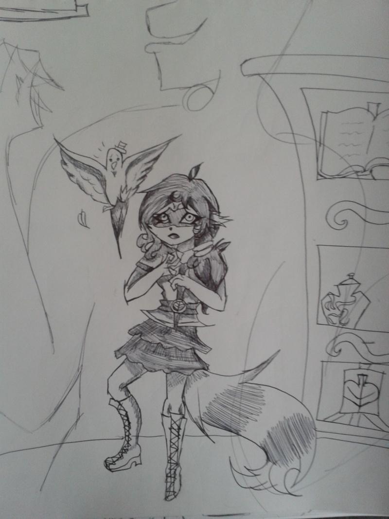 Some Concept Art  Gwen_d13