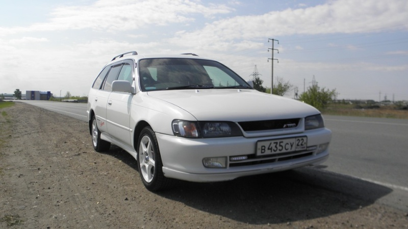 My COROLLA EE102 wagon 2002 year  (RUSSIA) - Page 2 C9befa10