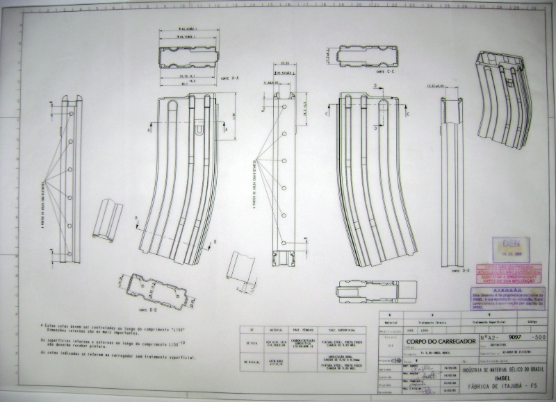 Home made AR-15 and AK-47 Style magazines 13614710