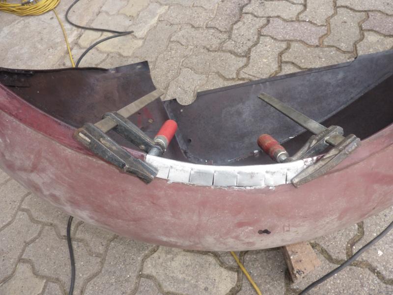 restauration de l'aile 08310