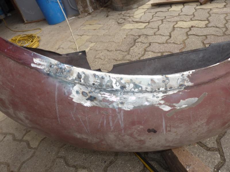 restauration de l'aile 08410