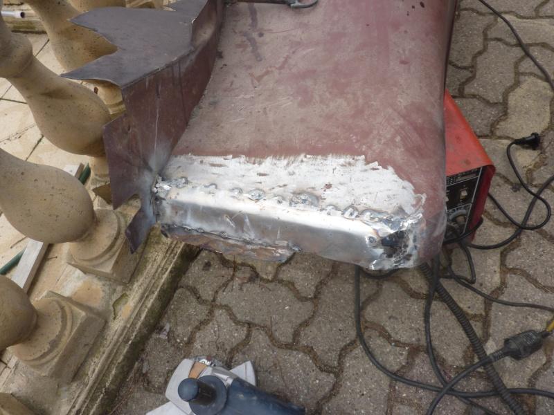 restauration de l'aile 08710