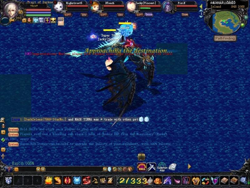 problem in island map 26861610