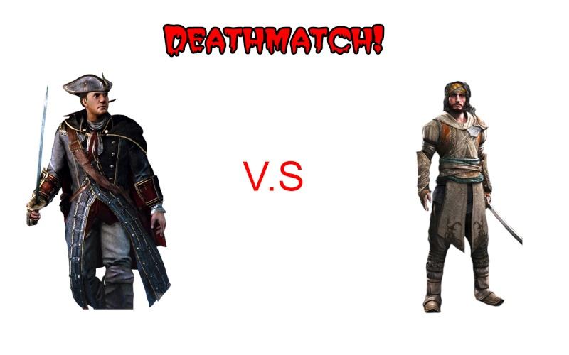 Batalha entre personagens do AC Haytha10