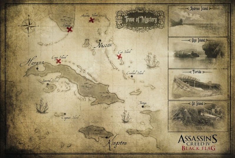 Mapa do AC: Black Flag Mapaac10