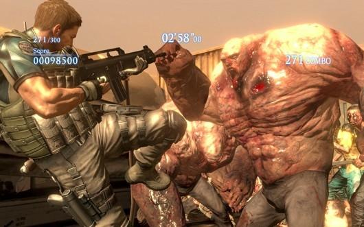 Left 4 Dead 2 + Resident Evil 6 Re6vsl10