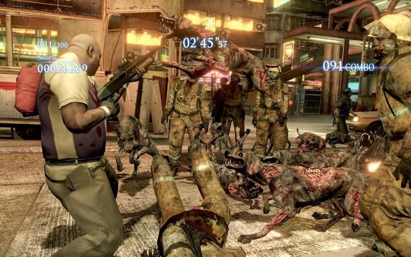 Left 4 Dead 2 + Resident Evil 6 Re6vsl12