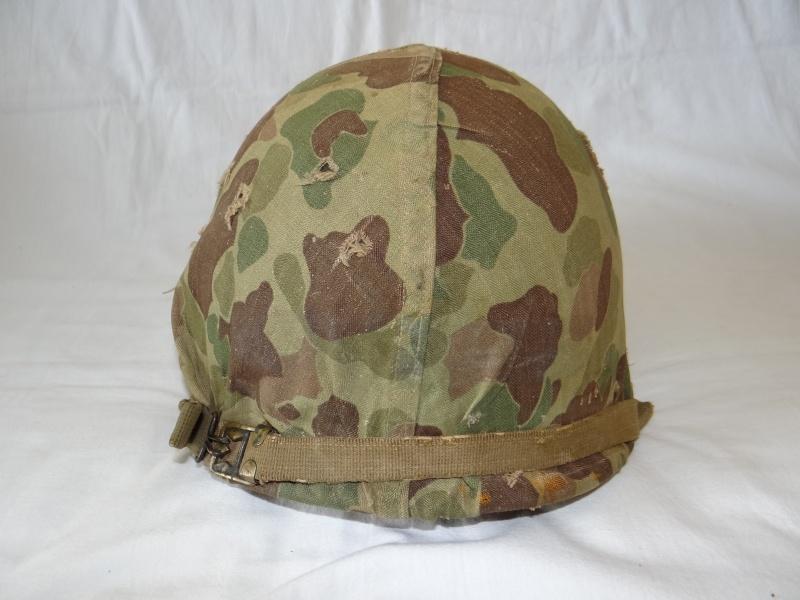 Casque M1 USMC Corée  Dsc04115