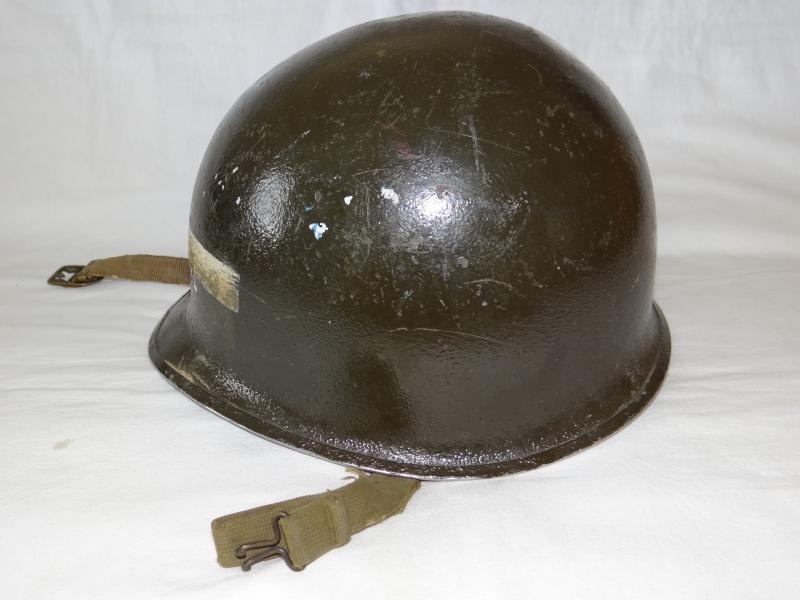 Casque M1 USMC Corée  Dsc04122