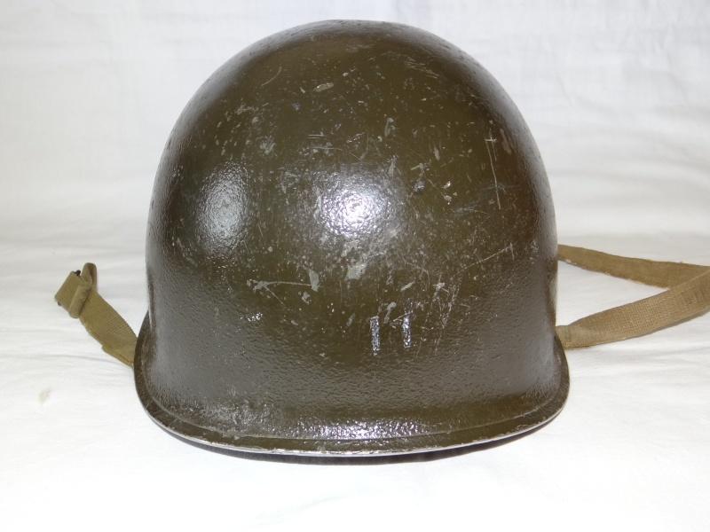 Casque M1 USMC Corée  Dsc04123