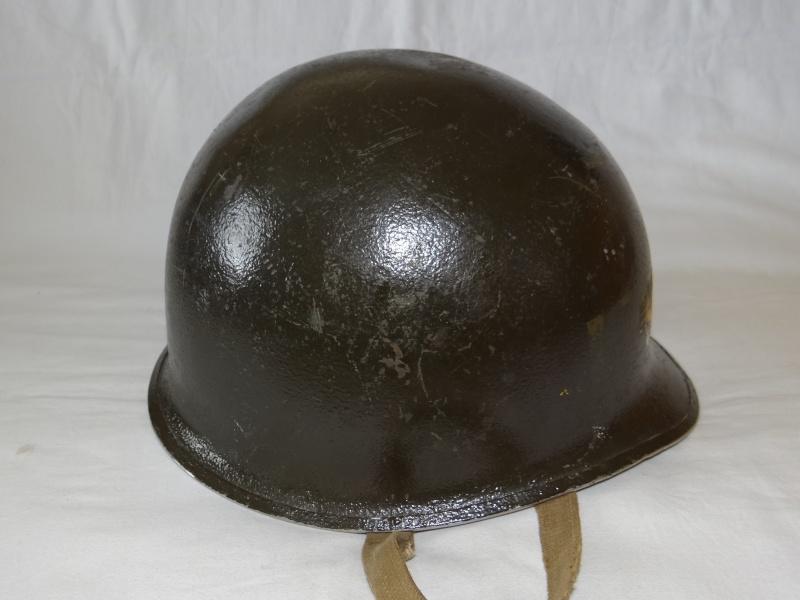 Casque M1 USMC Corée  Dsc04124