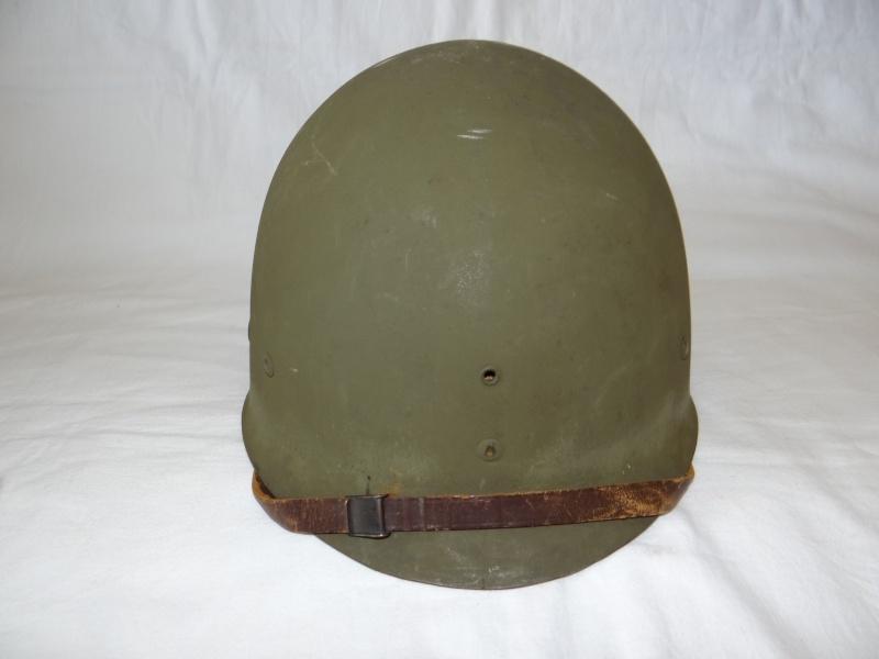 Casque M1 USMC Corée  Dsc04129
