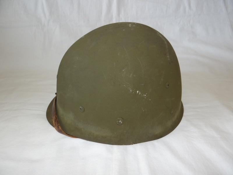 Casque M1 USMC Corée  Dsc04130