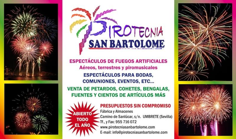 Pirotecnia San Bartolomé patrocina THE AGE OF THE BUTCHER Revers11