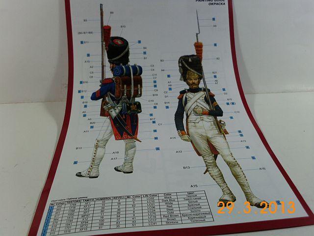 MiniArt 16017 - Franz. Grenadier der Imperialen Garde 1/16 - Vorstellung 219