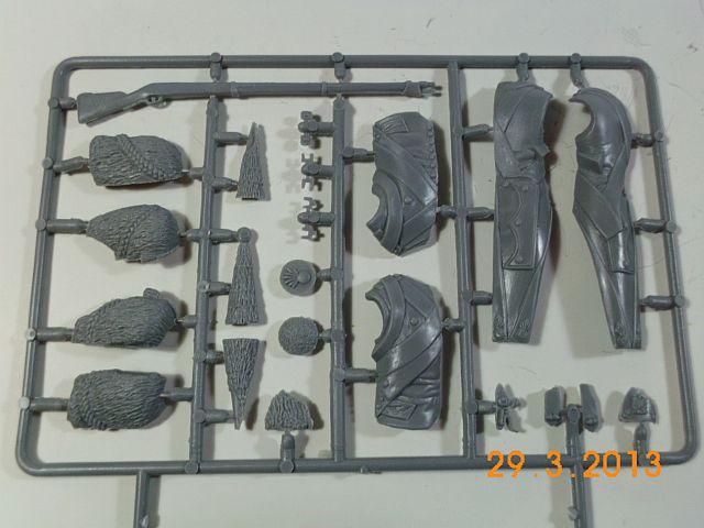 MiniArt 16017 - Franz. Grenadier der Imperialen Garde 1/16 - Vorstellung 4a10