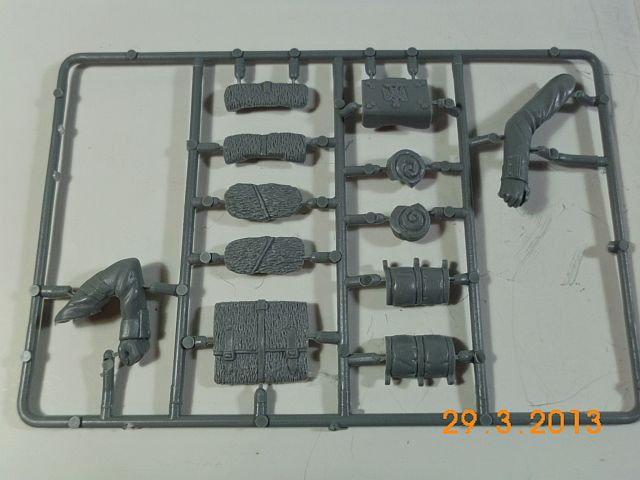 MiniArt 16017 - Franz. Grenadier der Imperialen Garde 1/16 - Vorstellung 4bb10