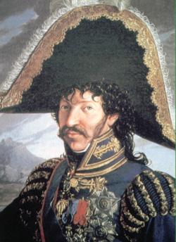 Príncipe Joachim Murat, Comandante en jefe de las armas francesas en España y lugar-teniente del Emperador.  Murat_13