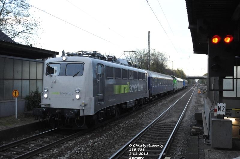 Nouveau Velaro 320 d'Eurostar 139_5510