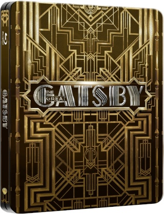 Gatsby Le Magnifique : Steelbook Limited Edition 00114